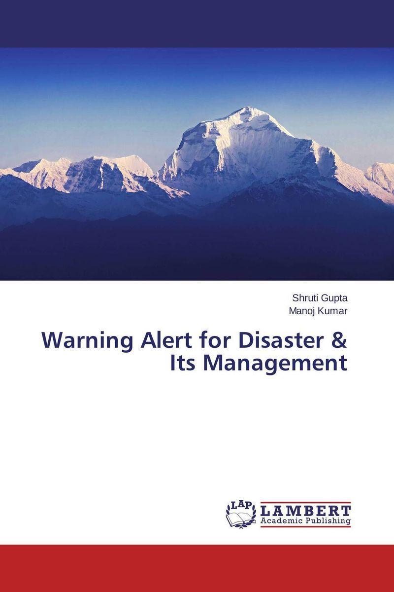 Warning Alert for Disaster & Its Management ballis stacey recipe for disaster