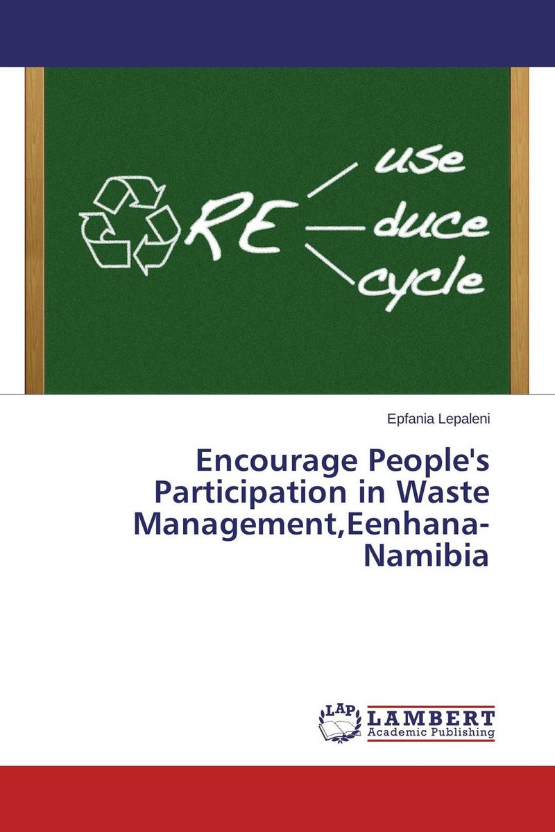 Encourage People's Participation in Waste Management,Eenhana-Namibia 218 0755113 216 0755113