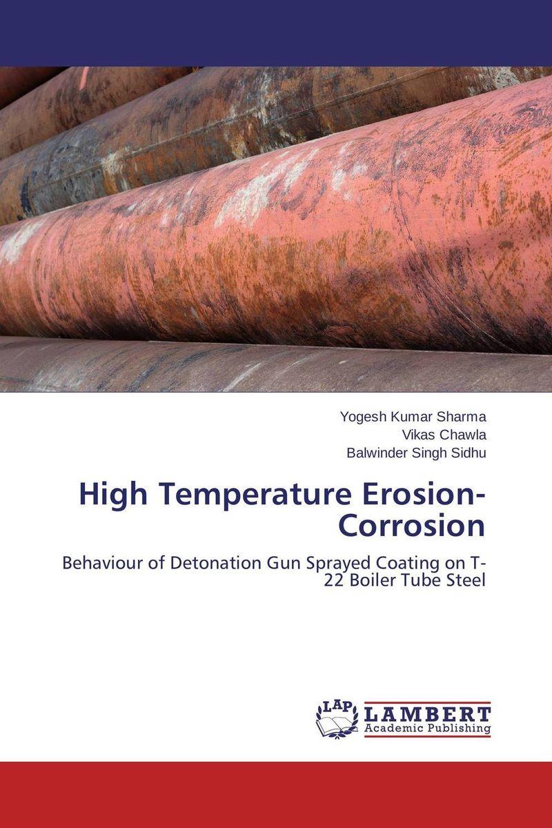 Zakazat.ru: High Temperature Erosion-Corrosion