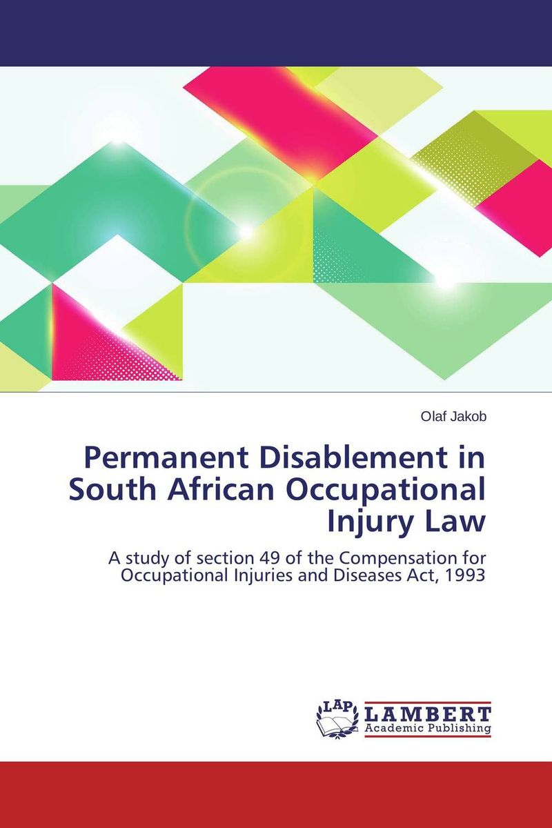Permanent Disablement in South African Occupational Injury Law south african mnes in africa