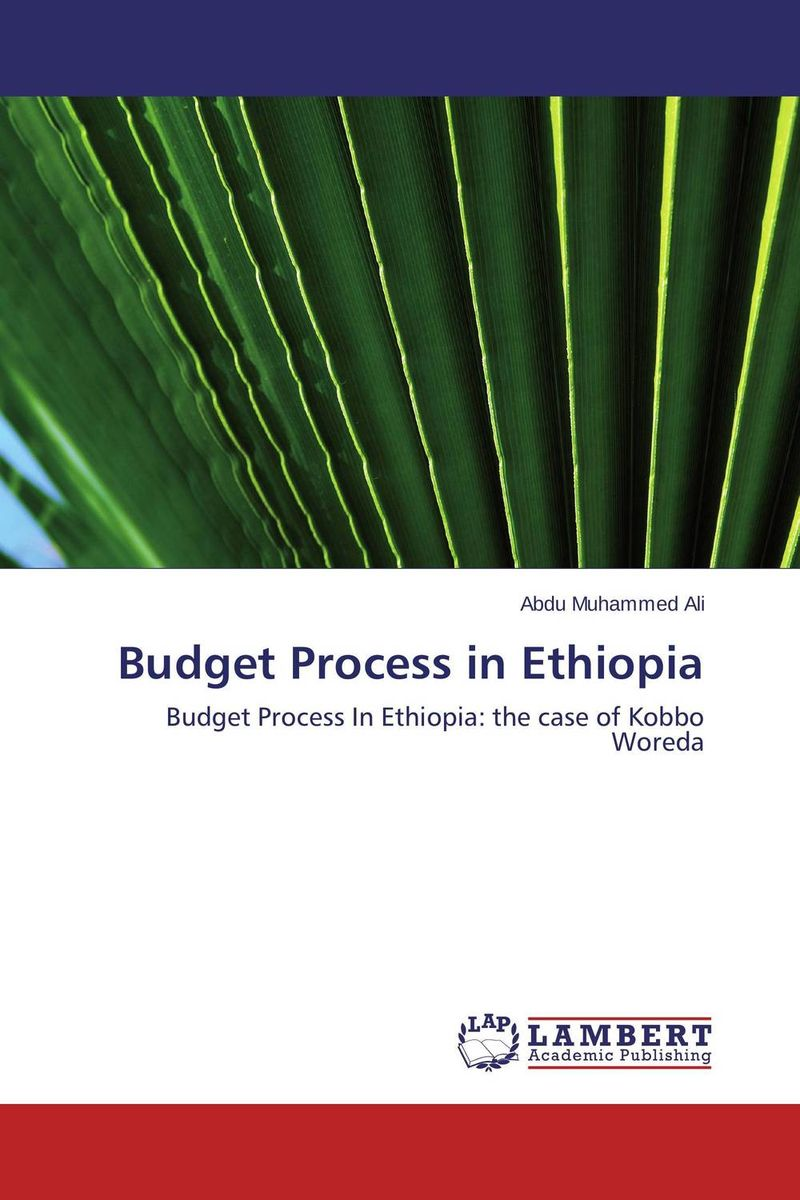 Budget Process in Ethiopia budget process in ethiopia