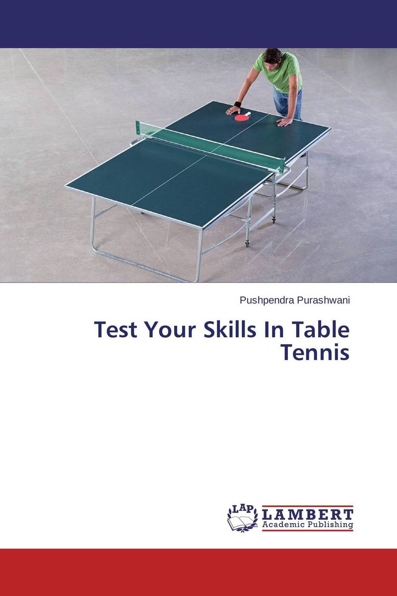 Test Your Skills In Table Tennis