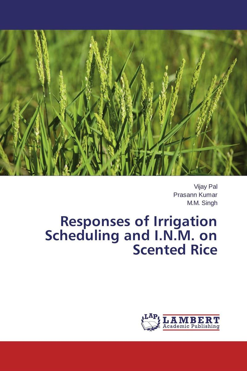 Responses of Irrigation Scheduling and I.N.M. on Scented Rice optimization of hydro generation scheduling