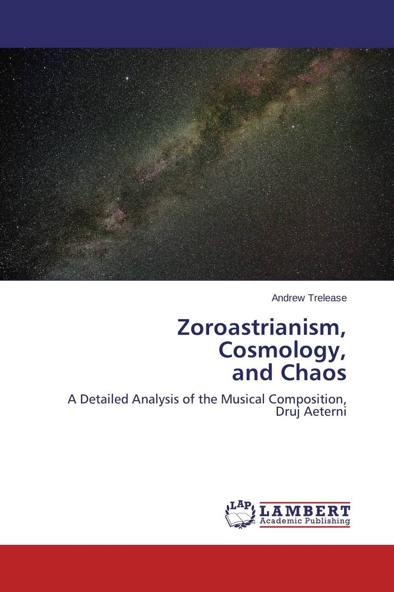 Zoroastrianism,  Cosmology,  and Chaos a cat a hat and a piece of string