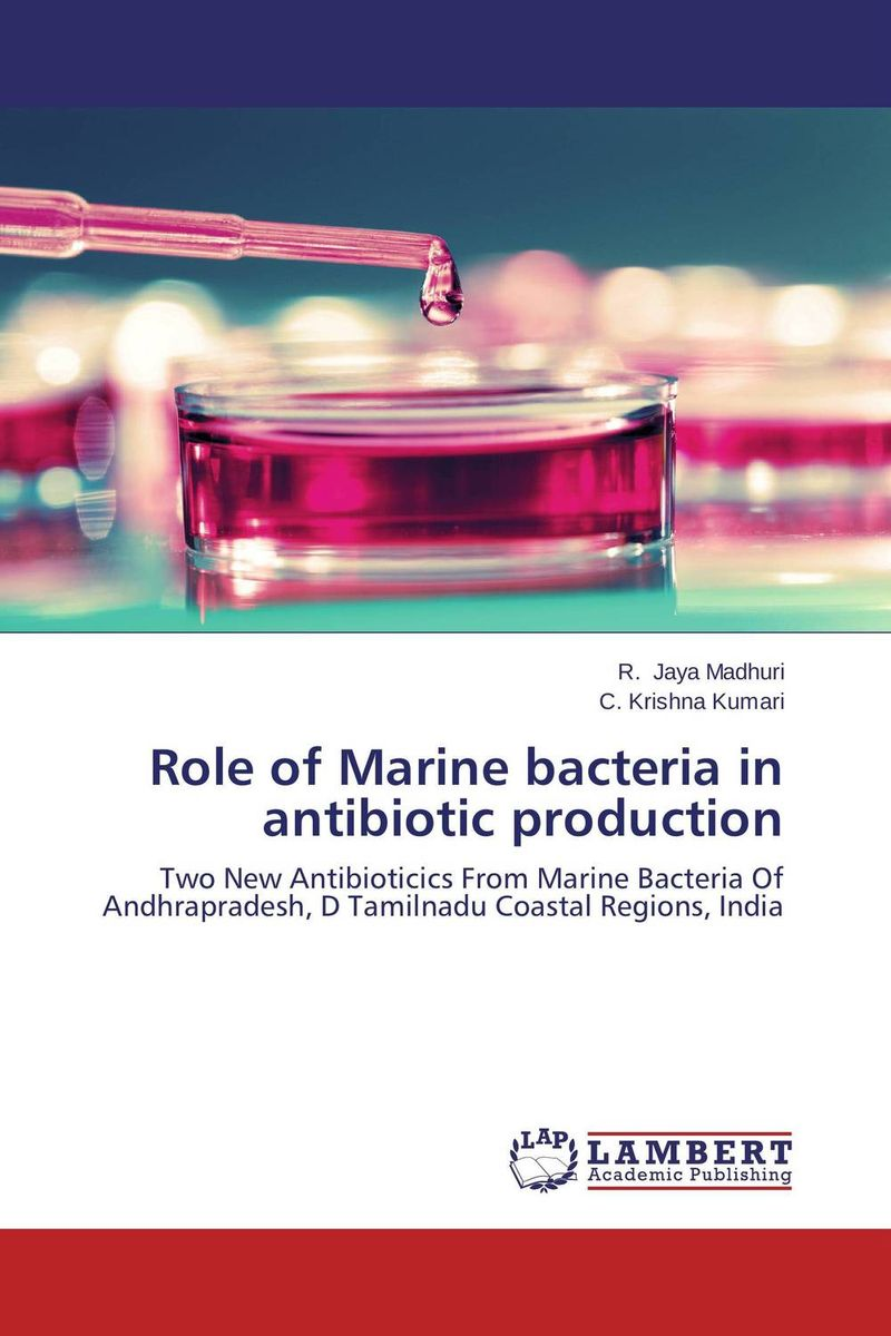 Role of Marine bacteria in antibiotic production global marine primary production