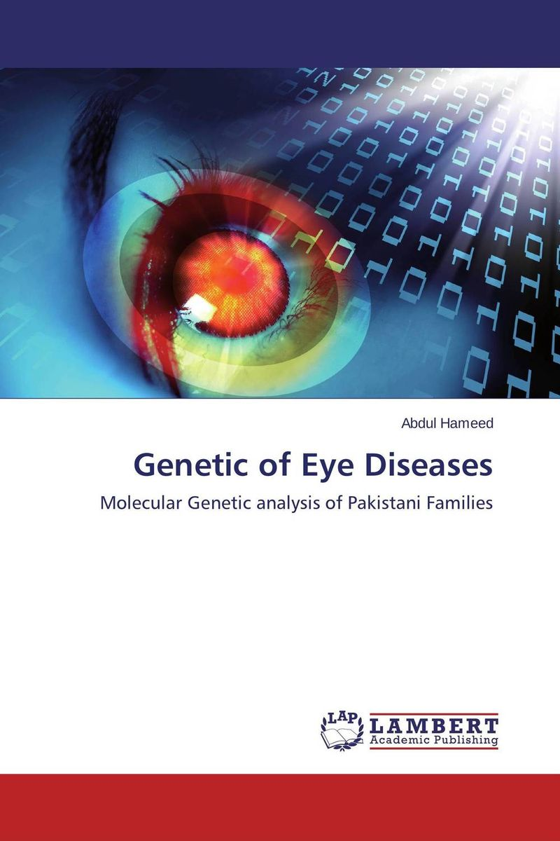 Genetic of Eye Diseases rare genetic disorders in iraq
