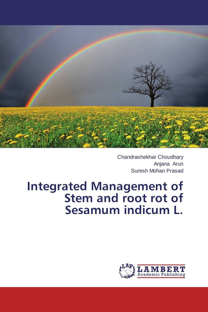 Integrated Management of Stem and root rot of Sesamum indicum L. the teeth with root canal students to practice root canal preparation and filling actually