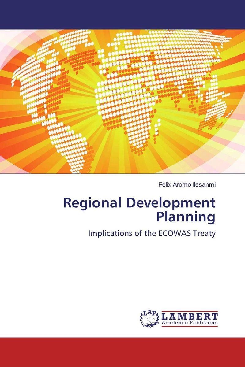 Regional Development Planning economic development planning in oil economies