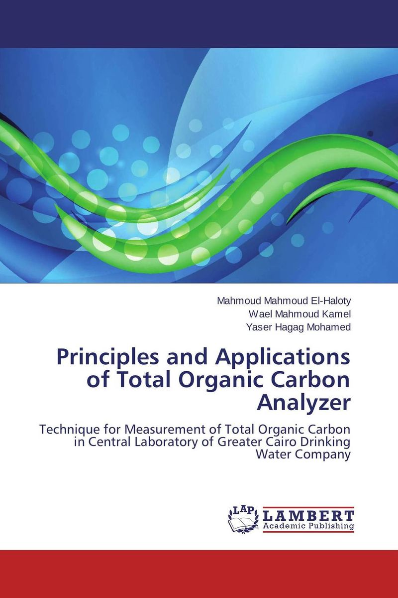 Principles and Applications of Total Organic Carbon Analyzer analysis of pharmaceuticals in wastewater and their photodegradation