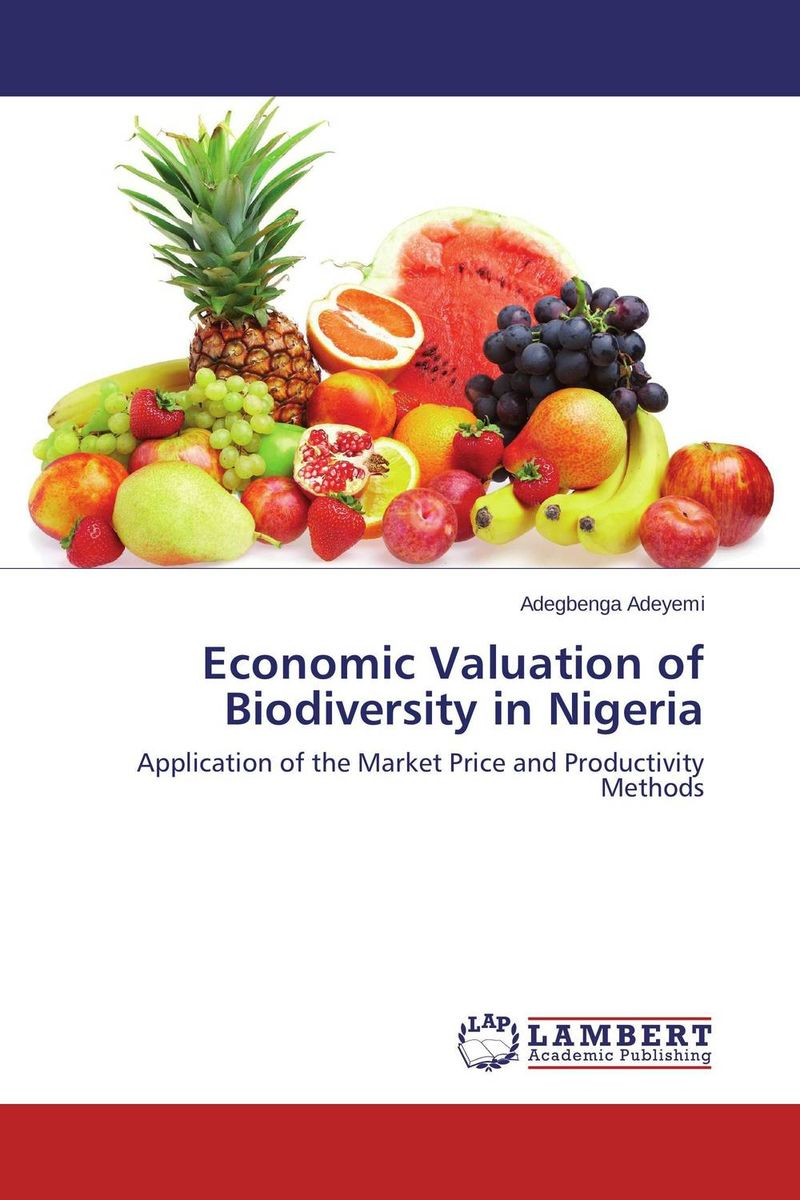 Фото Economic Valuation of Biodiversity in Nigeria finance and investments