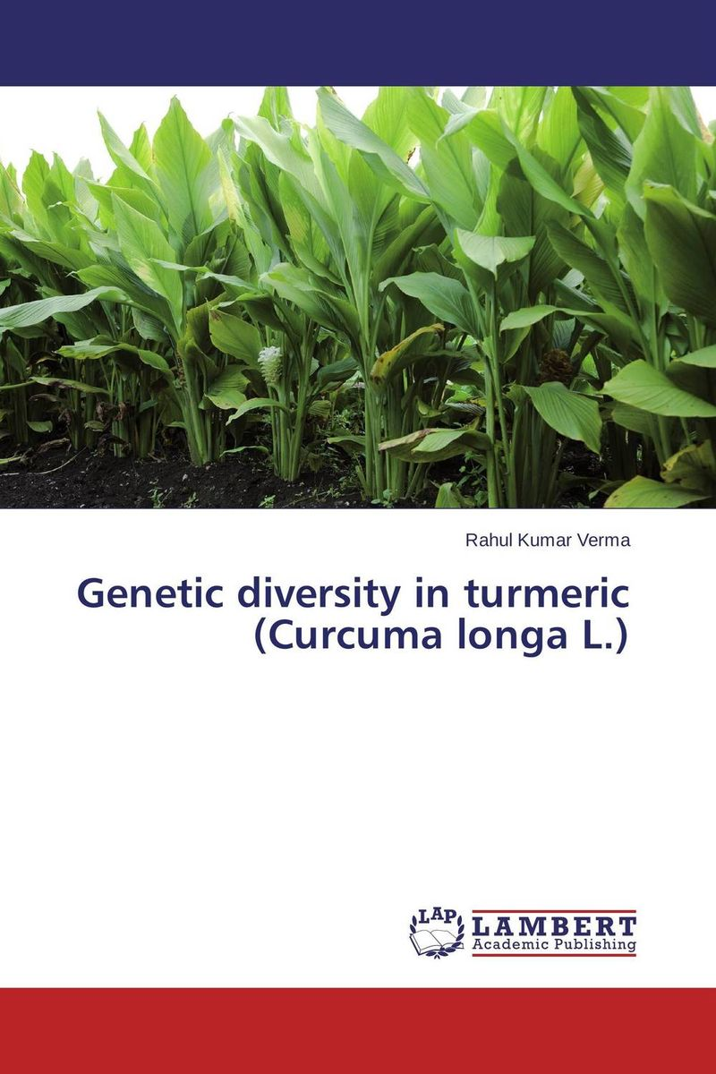 Genetic diversity in turmeric (Curcuma longa L.) genetic diversity in linseed