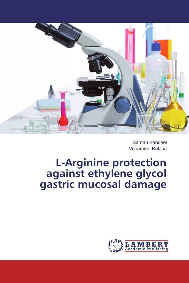L-Arginine protection against ethylene glycol gastric mucosal damage l arginine powder 99