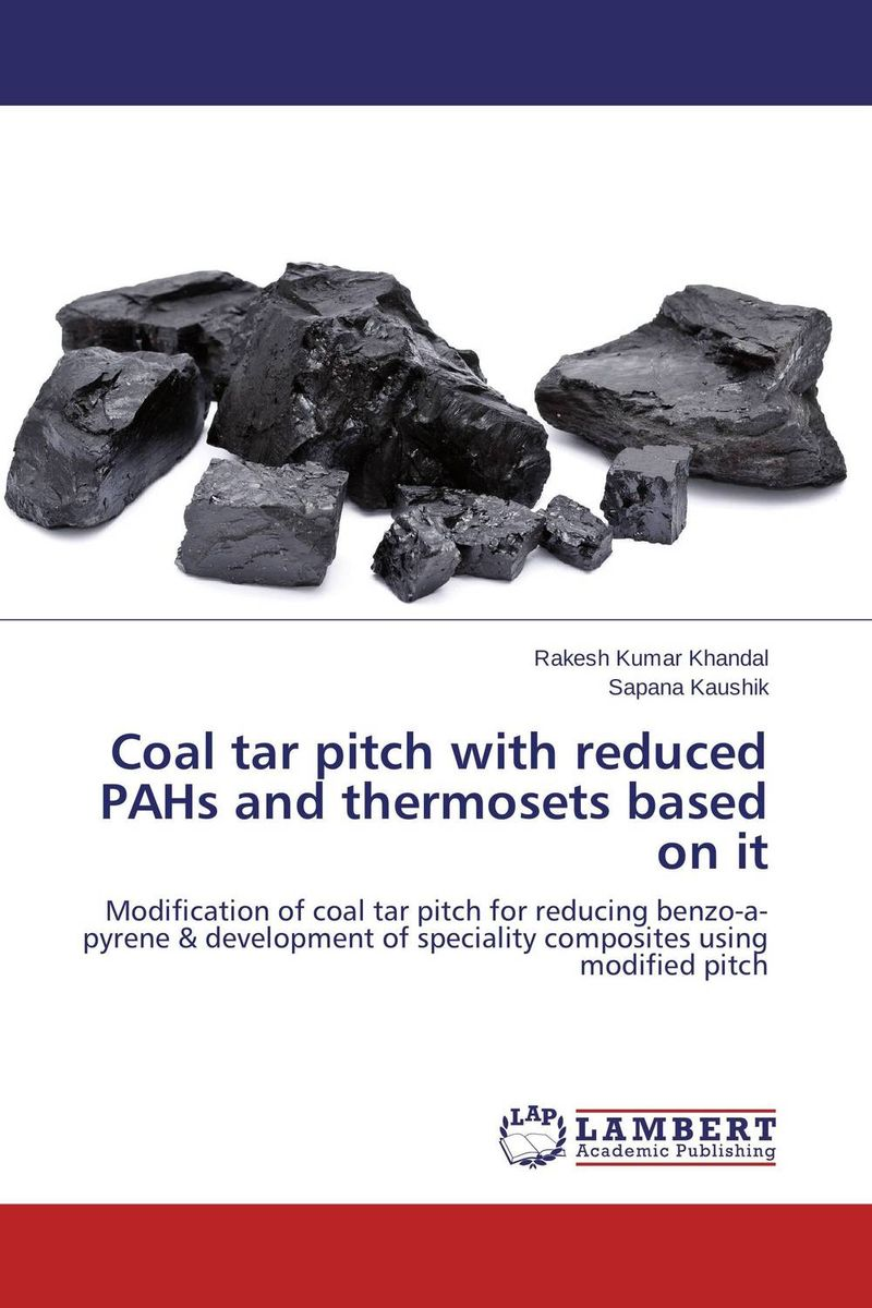Coal tar pitch with reduced PAHs and thermosets based on it coal шапка coal the logo royal blue
