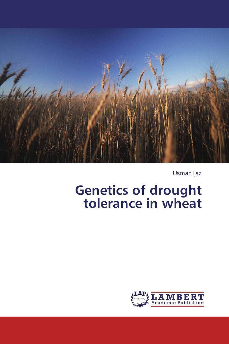 Genetics of drought tolerance in wheat mf2300 f2