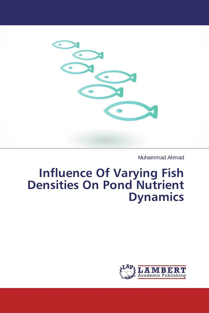 Influence Of Varying Fish Densities On Pond Nutrient Dynamics nutrient dynamics in a pristine subtropical lagoon estuarine system