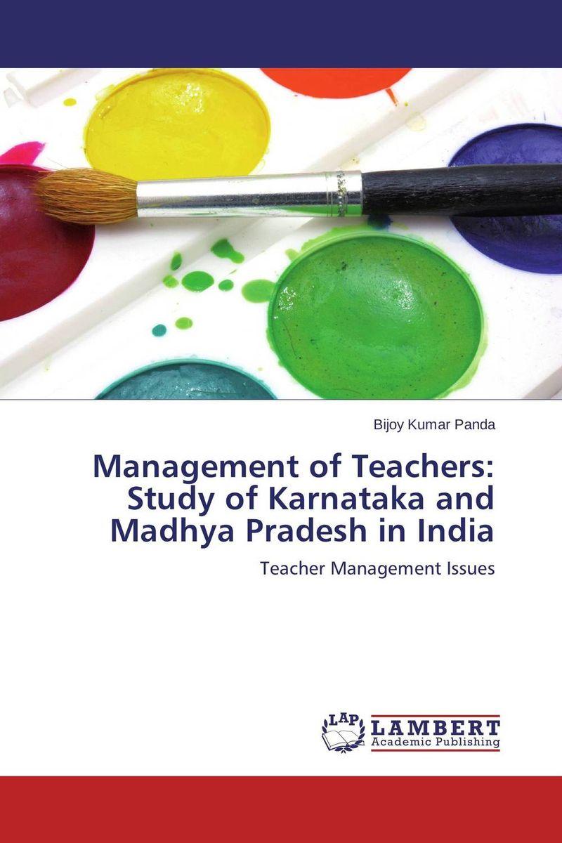 Management of Teachers: Study of Karnataka and Madhya Pradesh in India management of special schools in ghana