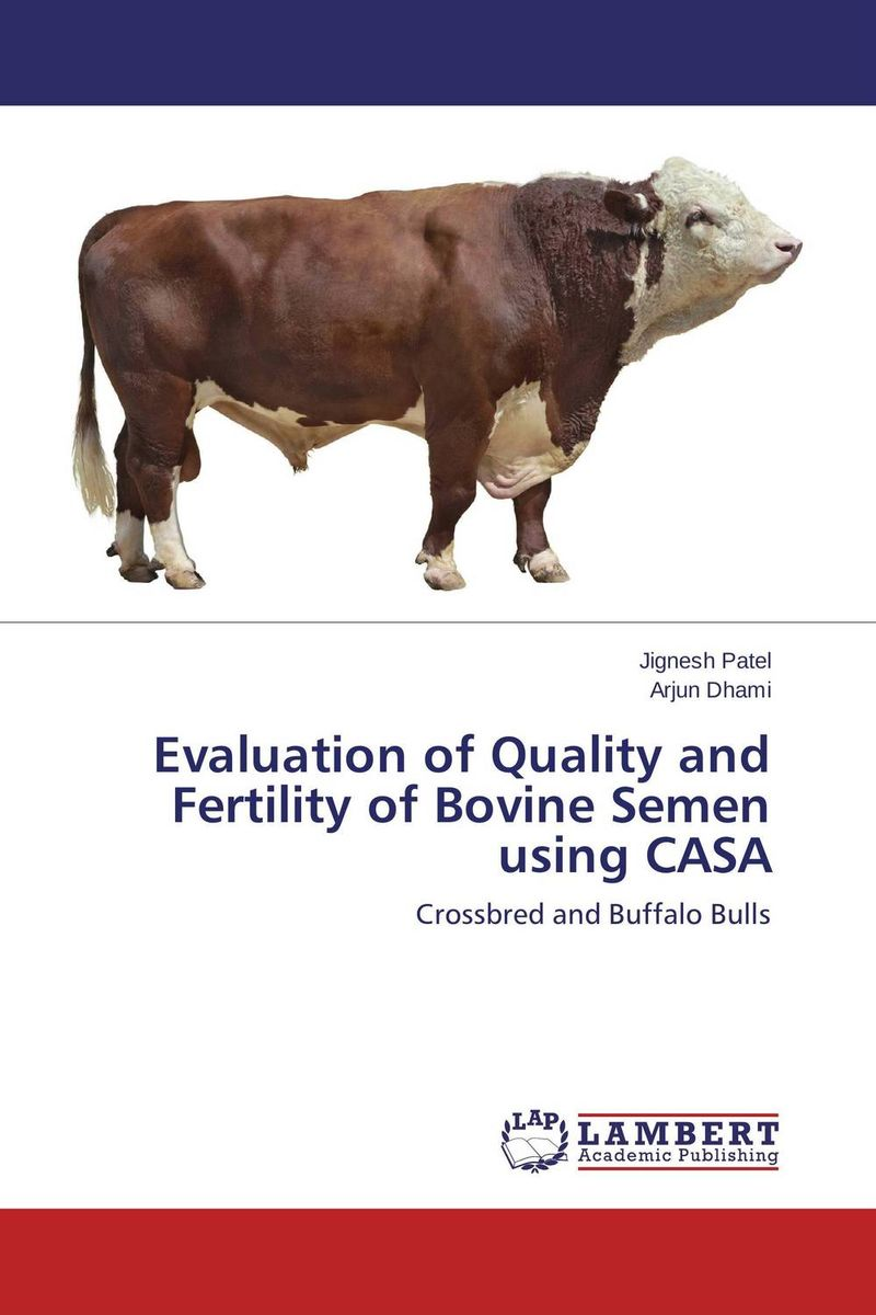 Evaluation of Quality and Fertility of Bovine Semen using CASA vishnu gupta modulation of ovarian functions and fertility response using insulin