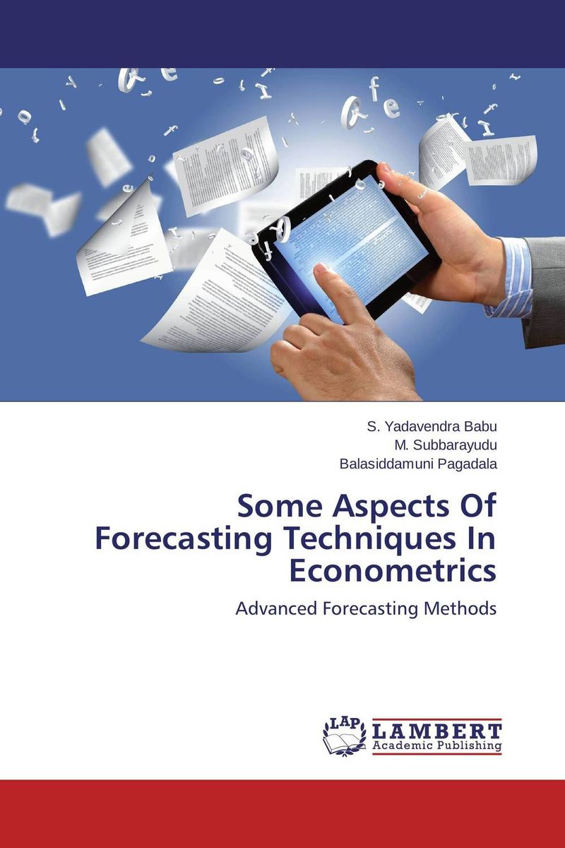 Some Aspects Of Forecasting Techniques In Econometrics consequences detection and forecasting with autocorrelated errors