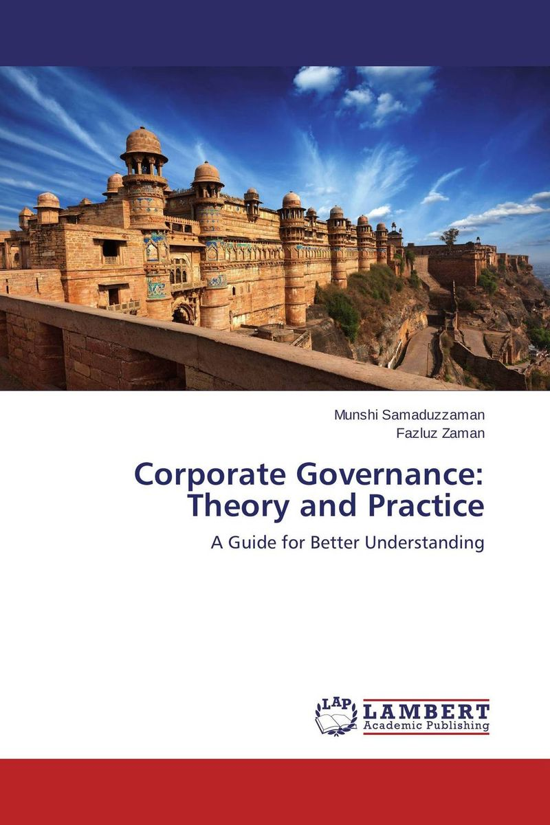 Corporate Governance: Theory and Practice corporate governance audit quality and opportunistic earnings