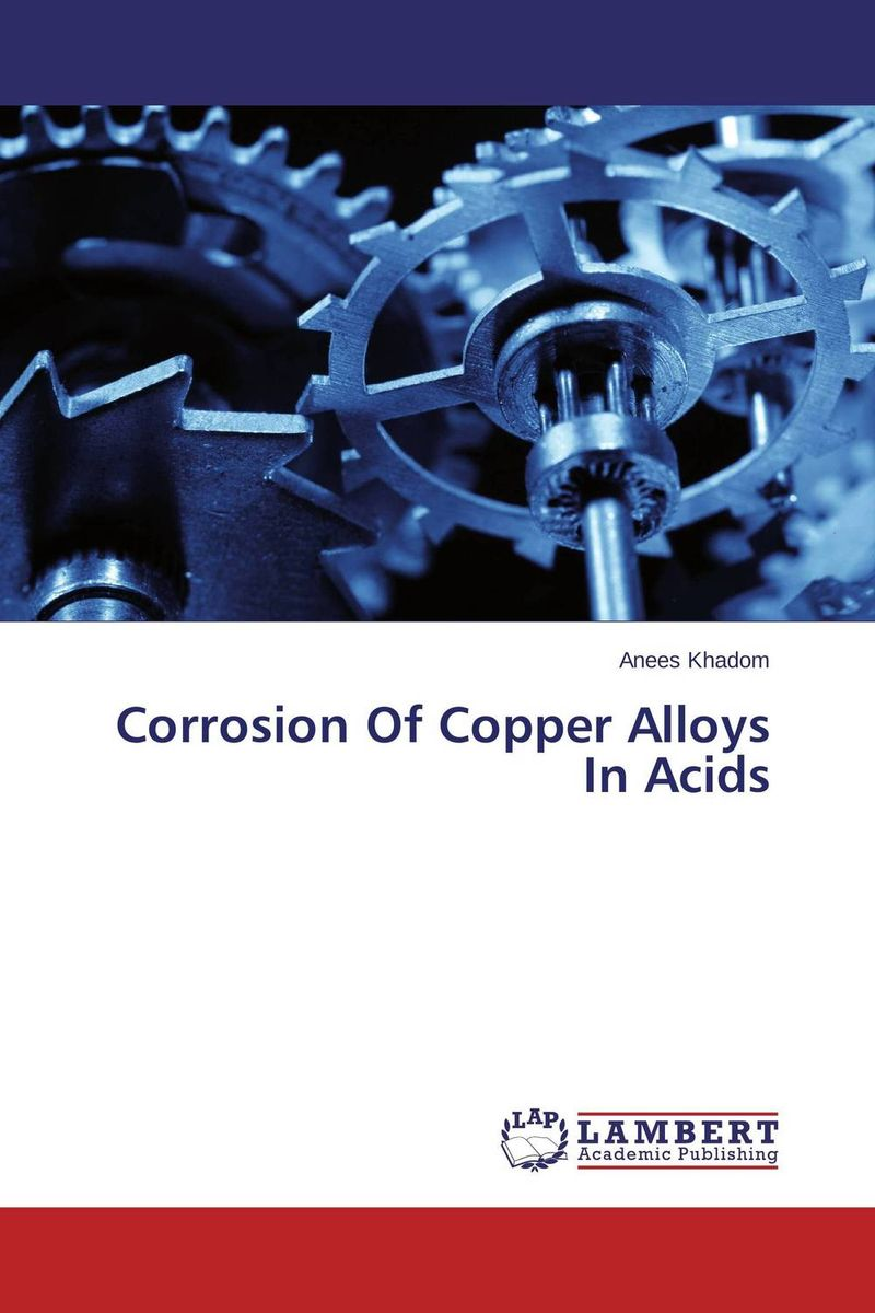 Corrosion Of Copper Alloys In Acids moahmed ghoniem corrosion inhibitors for archaeological copper