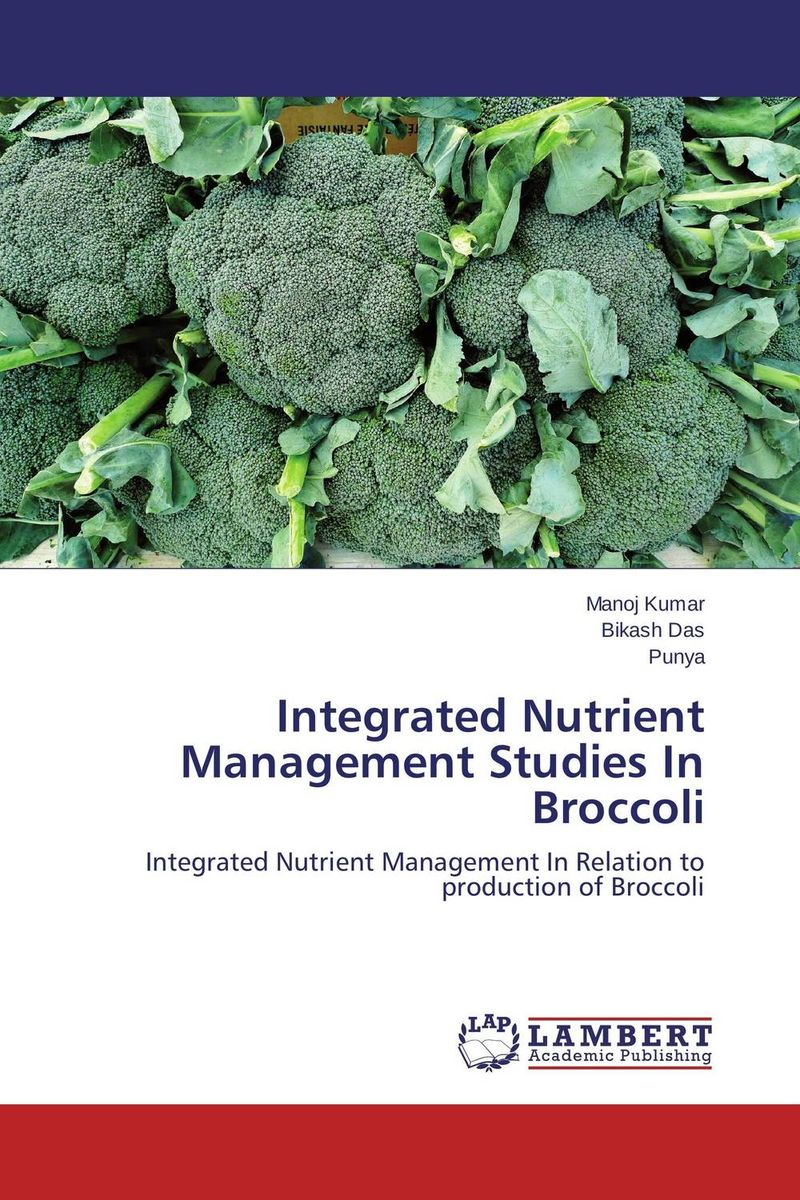 Integrated Nutrient Management Studies In Broccoli nutrient dynamics in a pristine subtropical lagoon estuarine system