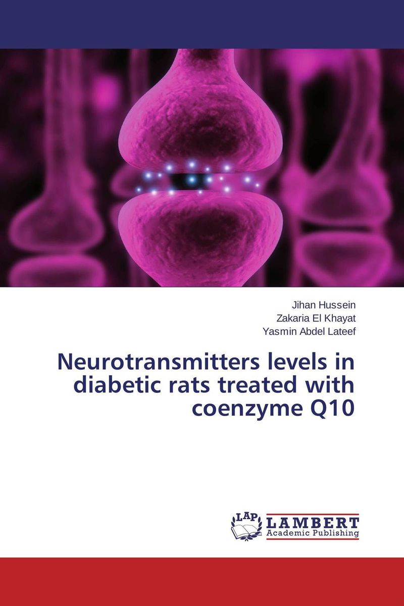Neurotransmitters levels in diabetic rats treated with coenzyme Q10 co q10 98% coenzyme q10 500g package