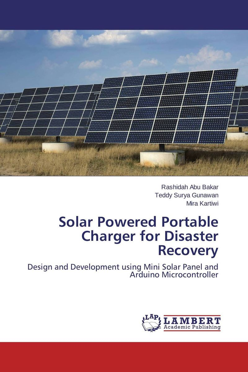Solar Powered Portable Charger for Disaster Recovery ballis stacey recipe for disaster
