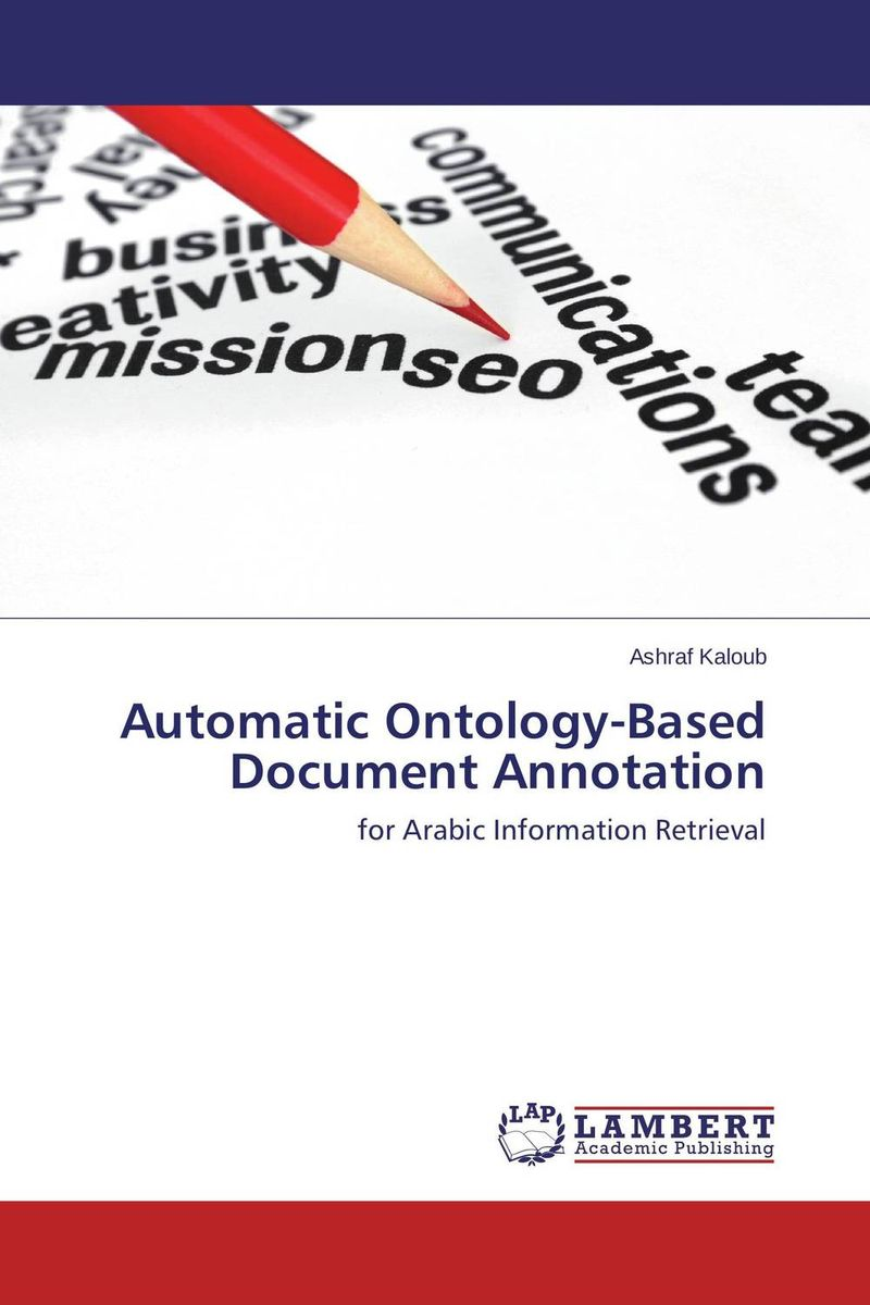 Automatic Ontology-Based Document Annotation arabic language and semantic web