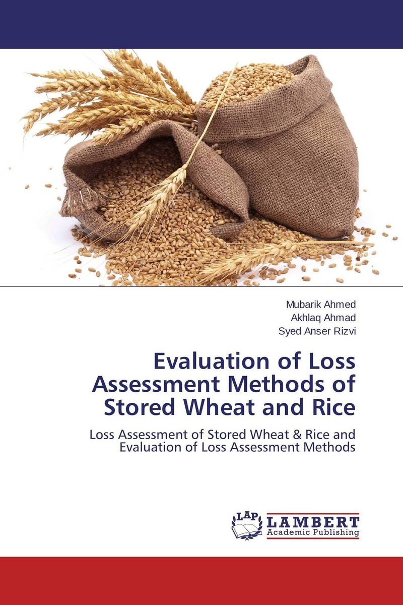 Evaluation of Loss Assessment Methods of Stored Wheat and Rice evaluation of lucern as a predator source for wheat aphids
