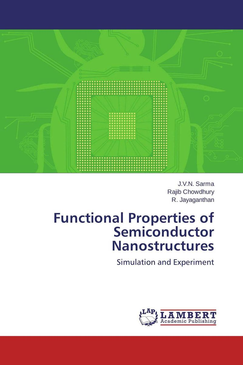 Functional Properties of Semiconductor Nanostructures  mohamed henini handbook of self assembled semiconductor nanostructures for novel devices in photonics and electronics