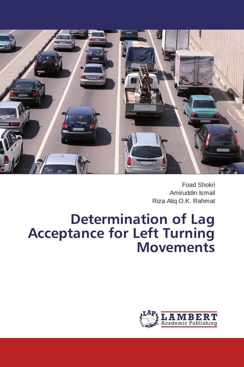 Determination of Lag Acceptance for Left Turning Movements streams of stream classifications