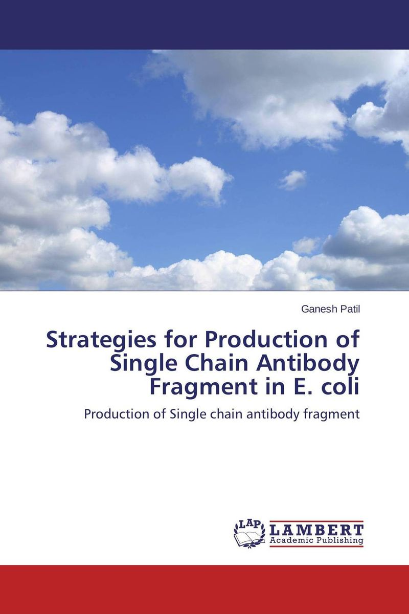 Strategies for Production of Single Chain Antibody Fragment in E. coli production of recombinant rankl for in vitro osteoclastogenesis