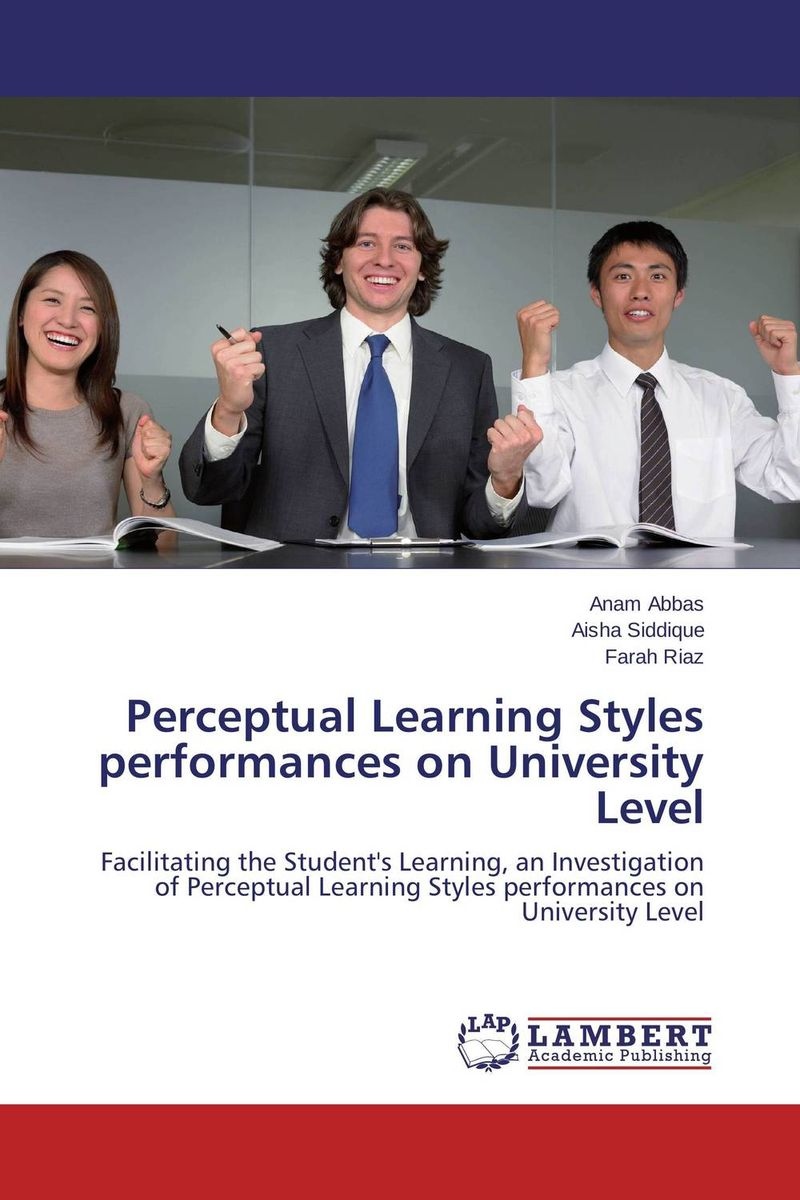 Perceptual Learning Styles performances on University Level tuan hue thi learning structured data for human action analysis