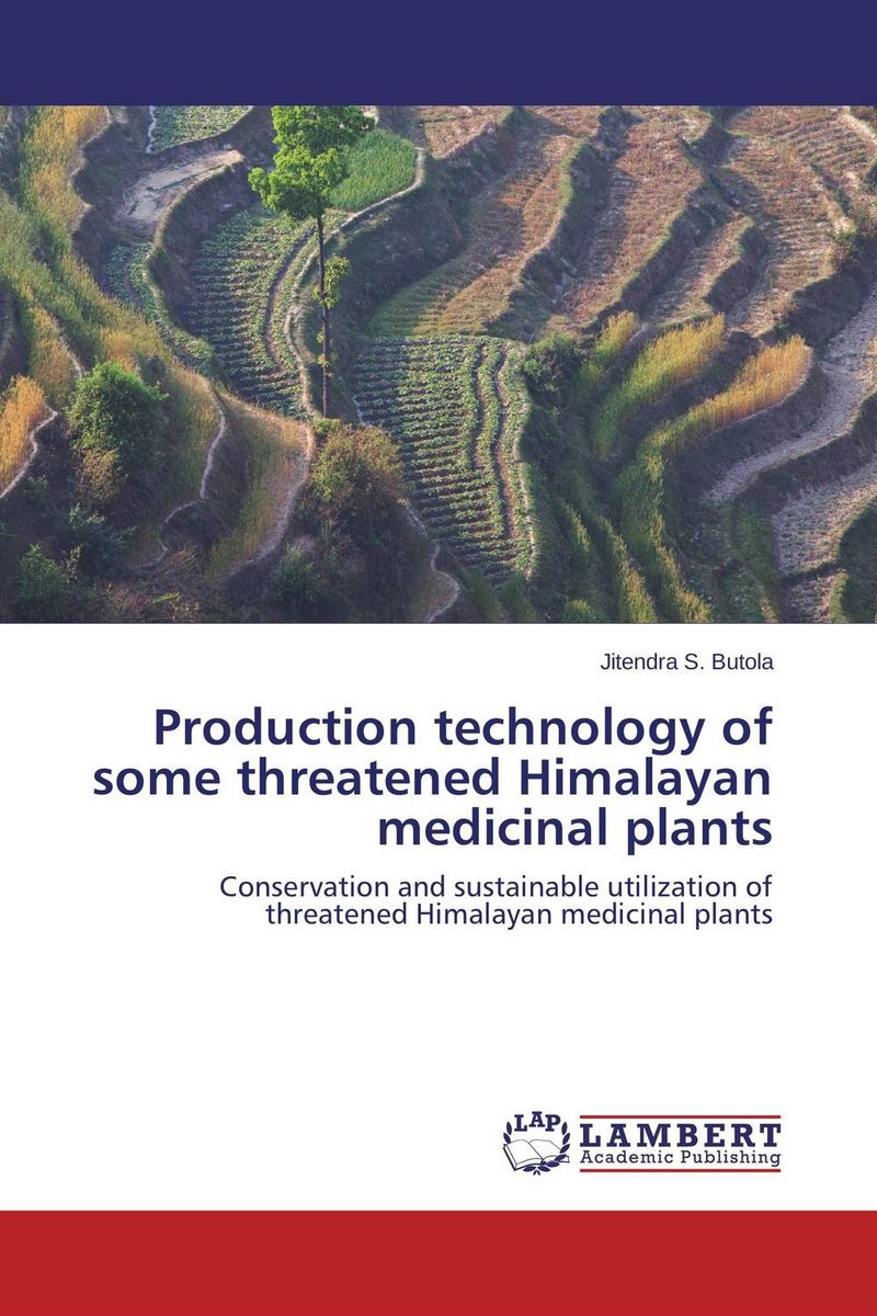 Production technology of some threatened Himalayan medicinal plants phytochemistry of nicotiana glauca