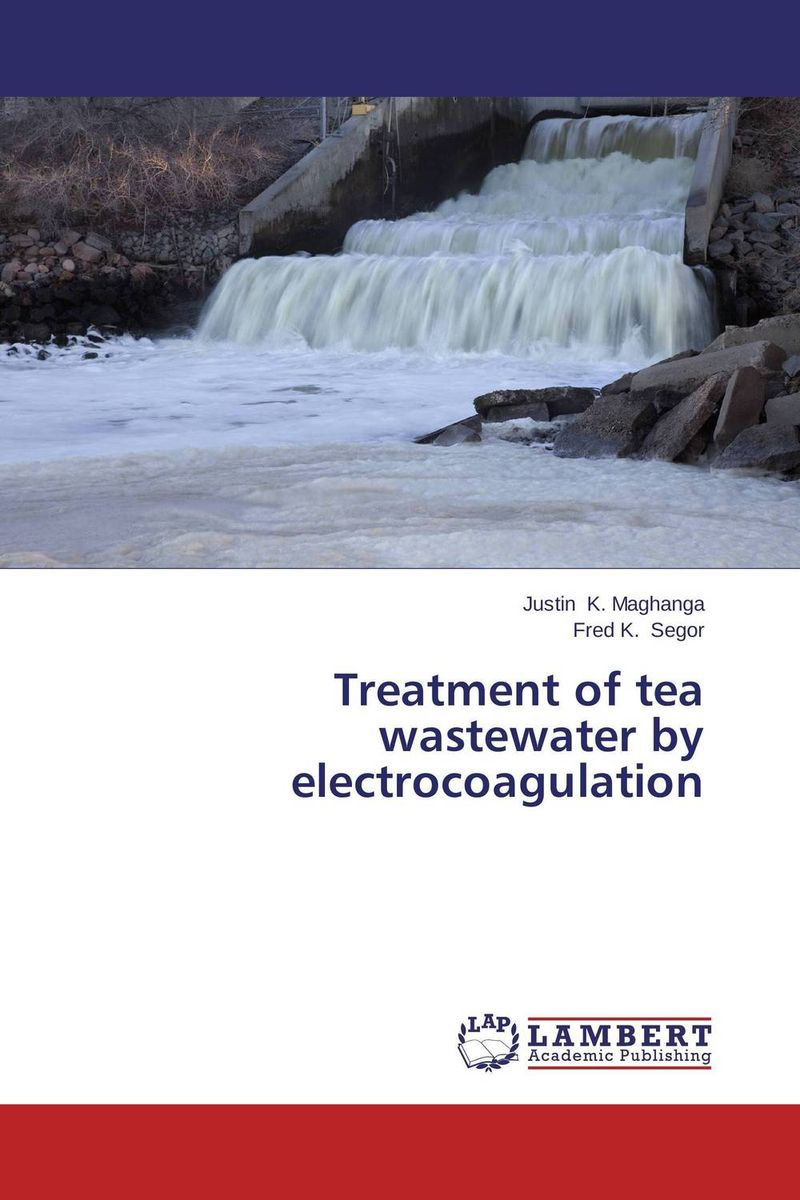 Treatment of tea wastewater by electrocoagulation цена