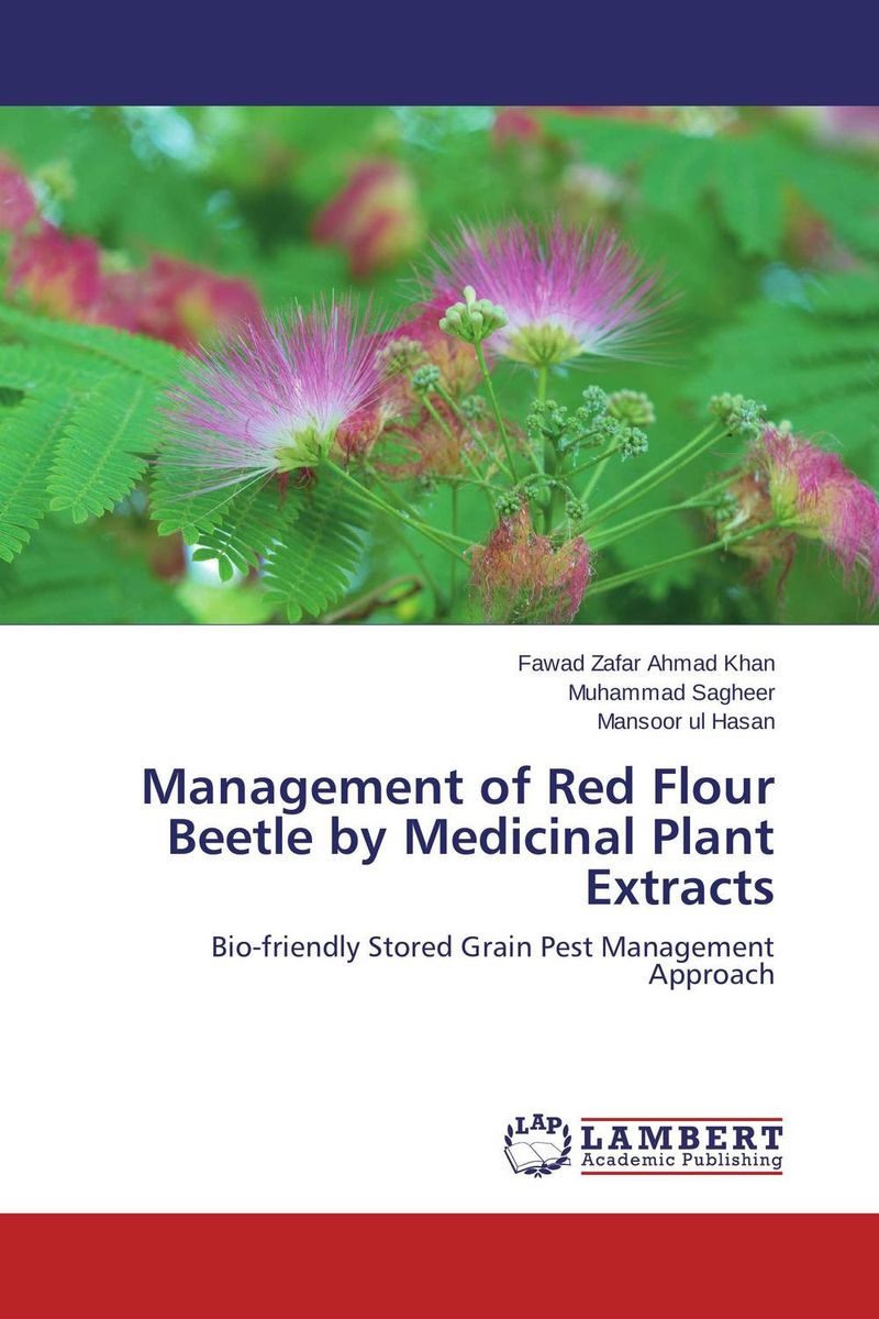 Management of Red Flour Beetle by Medicinal Plant Extracts effect of medicinal plant extracts on the viability of protoscoleces