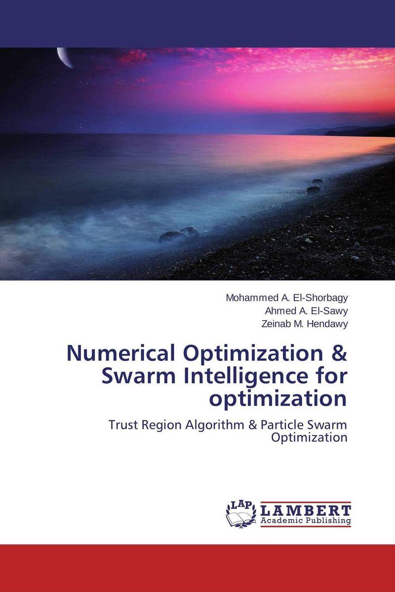 Numerical Optimization & Swarm Intelligence for optimization multiobjective optimization of natural gas transportation networks