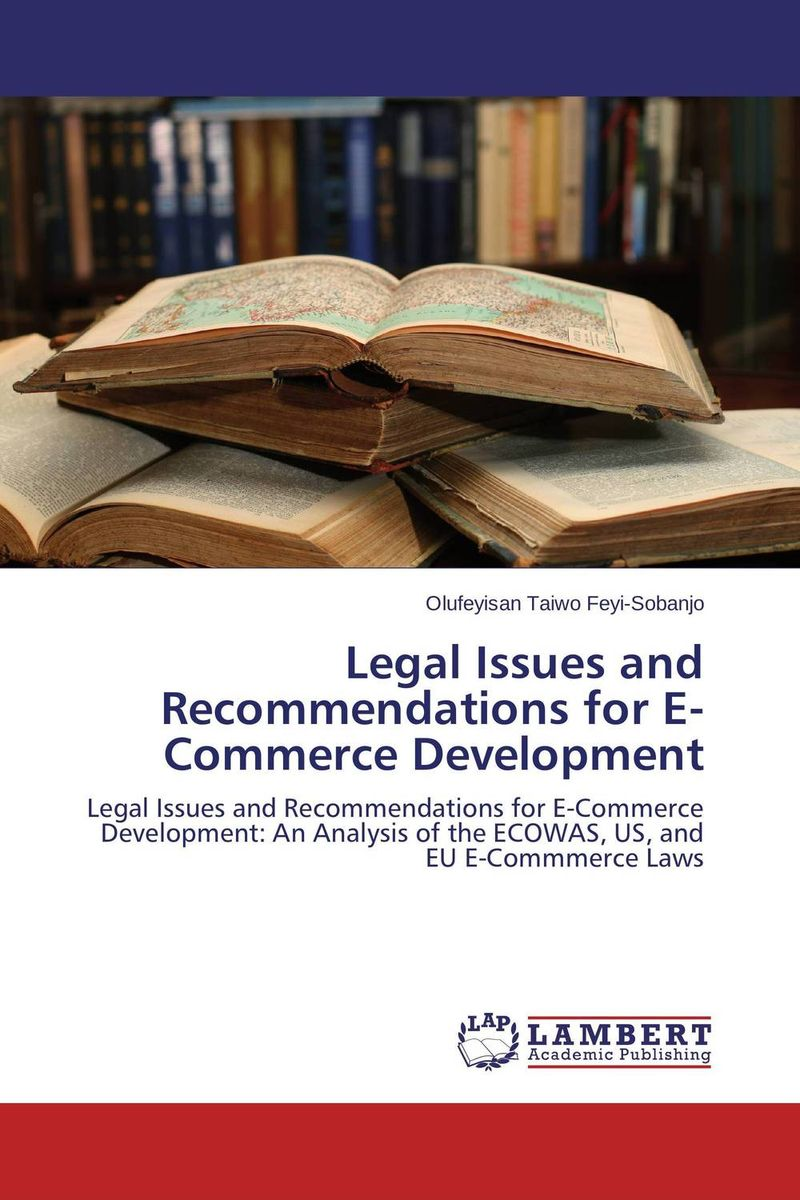 Legal Issues and Recommendations for E-Commerce Development emerging issues on sustainable urban development