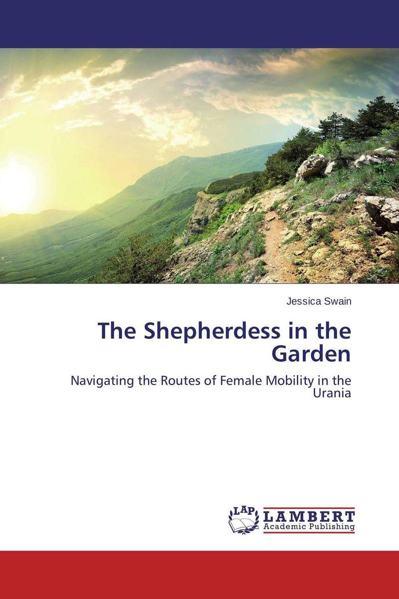 The Shepherdess in the Garden the silence in the garden