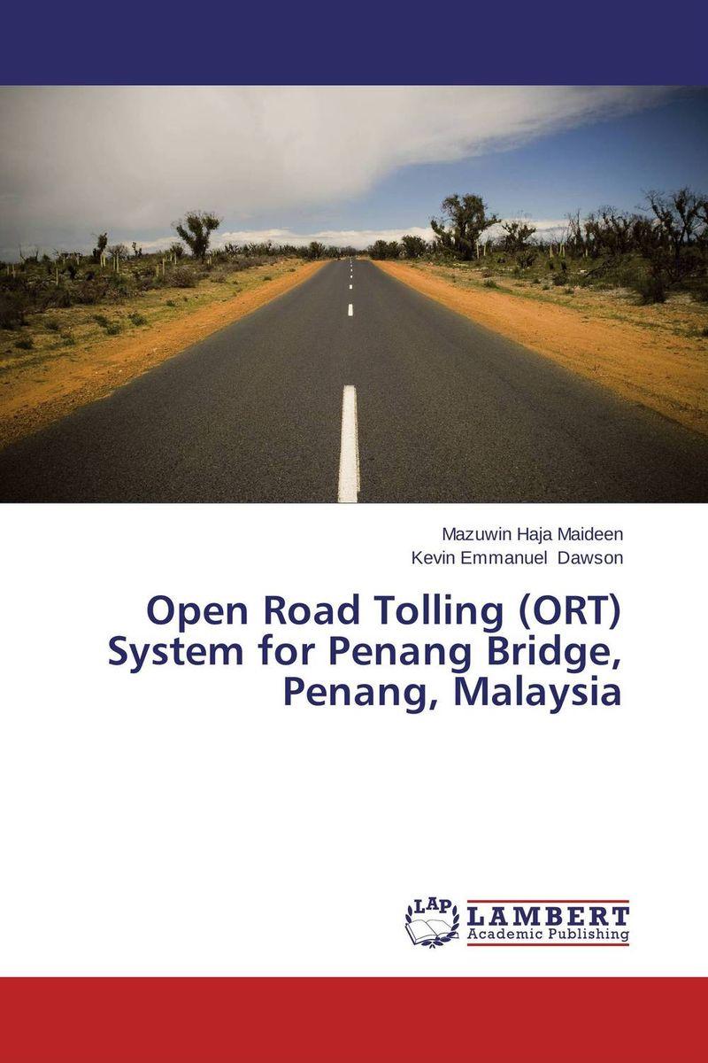 Open Road Tolling (ORT) System for Penang Bridge, Penang, Malaysia портмоне the bridge 01401701 20