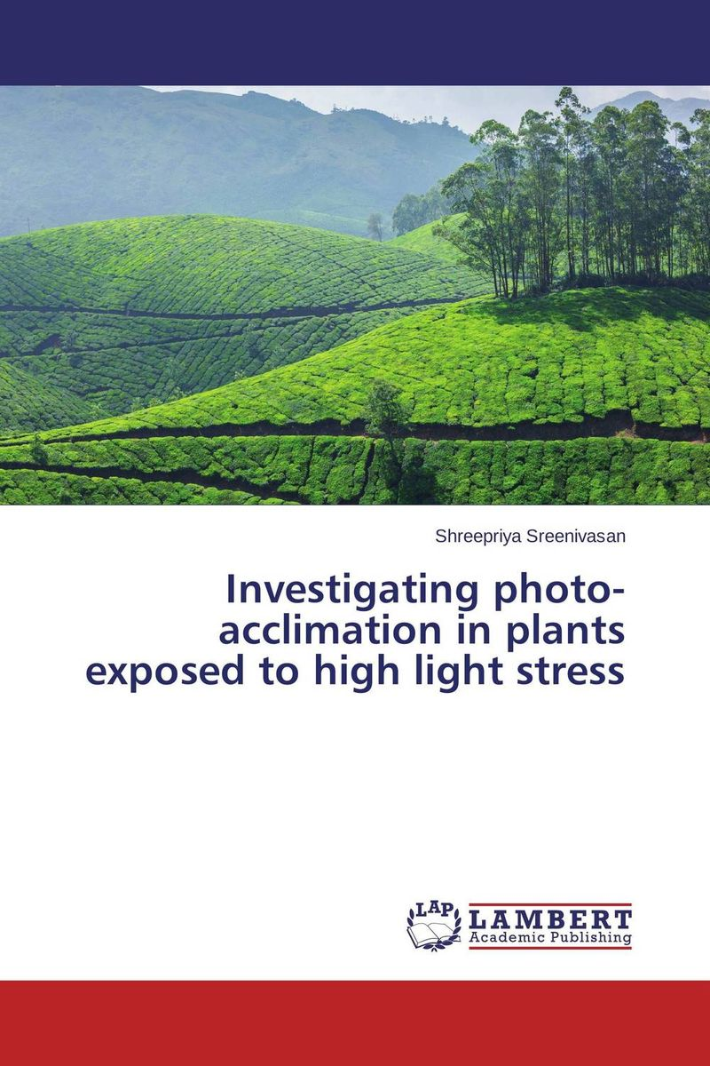 Investigating photo-acclimation in plants exposed to high light stress stephen moore an inquiry into the nature and causes of the wealth of states how taxes energy and worker freedom change everything