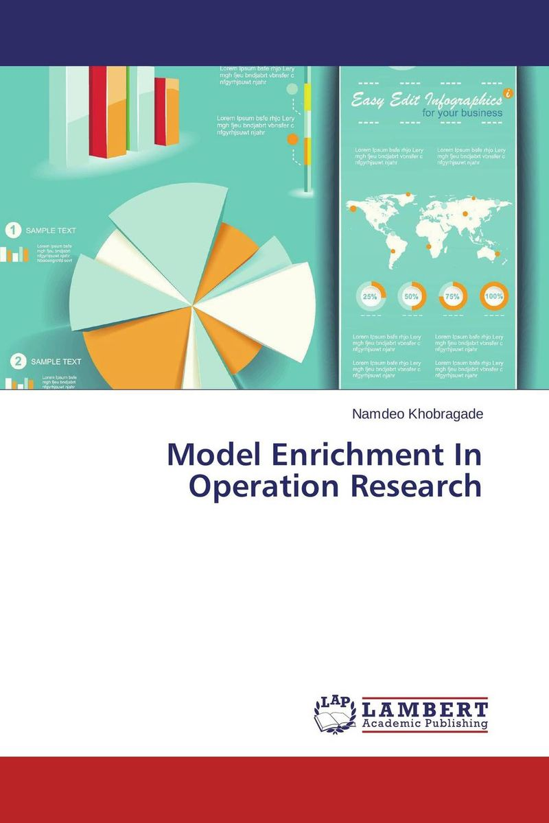 Model Enrichment In Operation Research model enrichment in operation research
