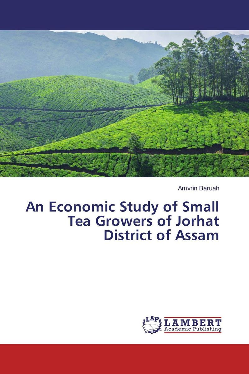 An Economic Study of Small Tea Growers of Jorhat District of Assam amitabh baruah a brief overview of small tea cultivation