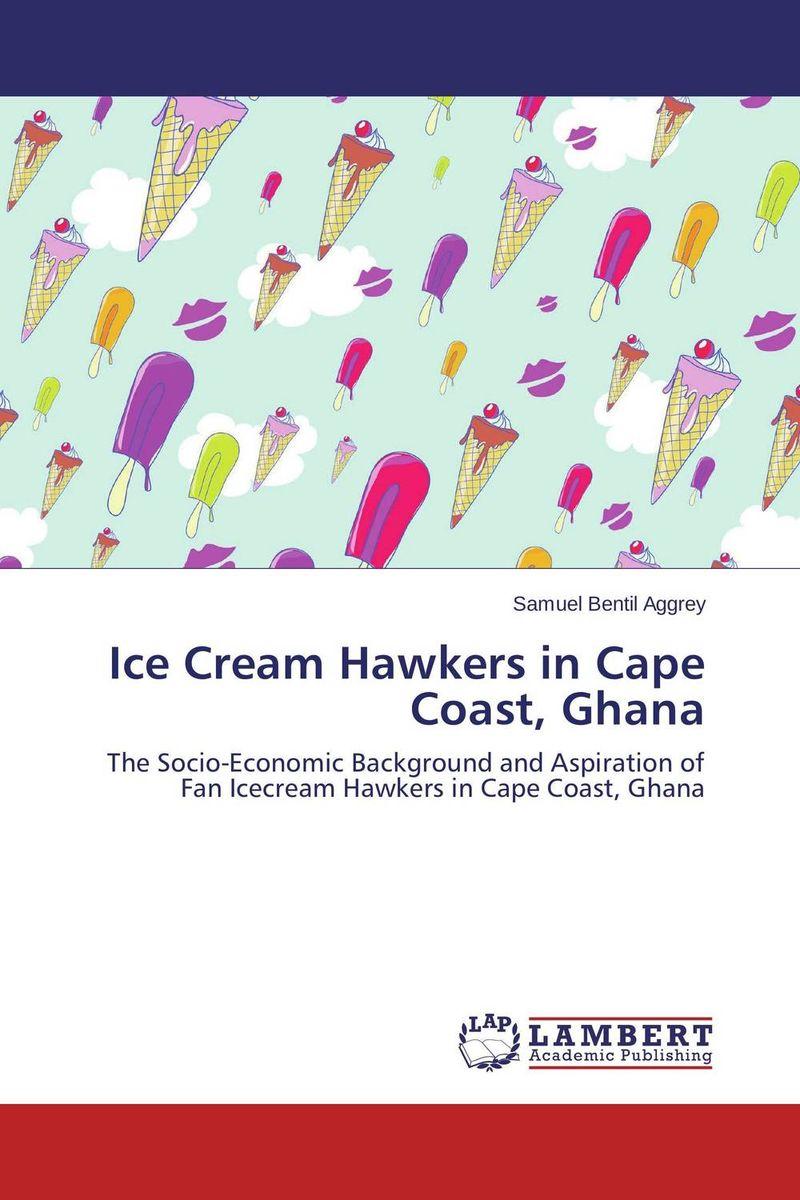 Ice Cream Hawkers in Cape Coast, Ghana shweta sharma hawkers
