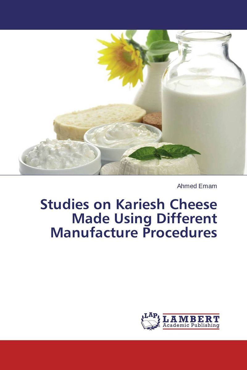 Studies on Kariesh Cheese Made Using Different Manufacture Procedures studies on some snails associated with different crops