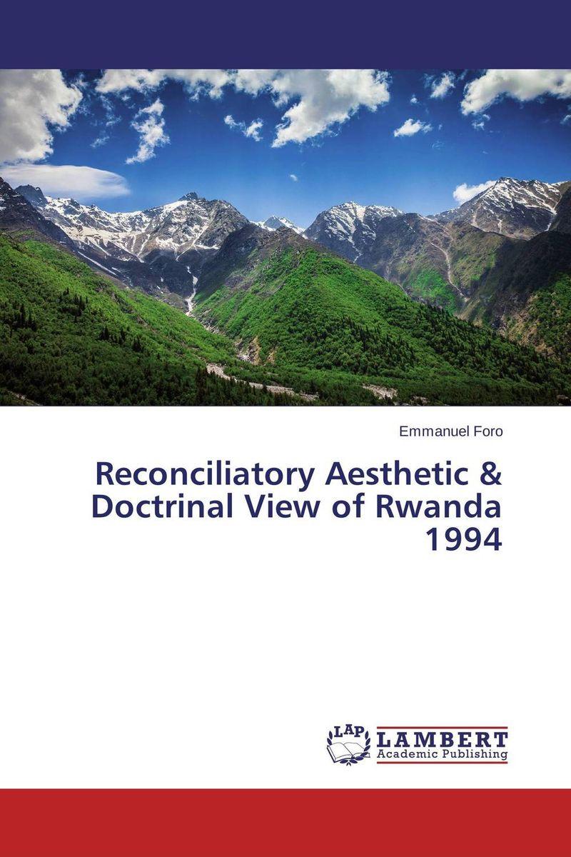 Reconciliatory Aesth...
