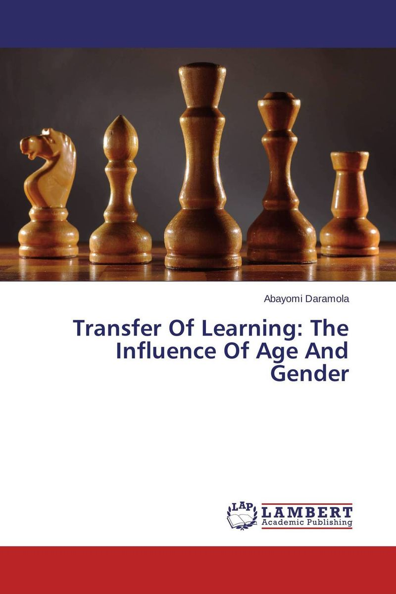 Transfer Of Learning: The Influence Of Age And Gender crosslinguistic influence and crosslinguistic interaction in multilingual language learning