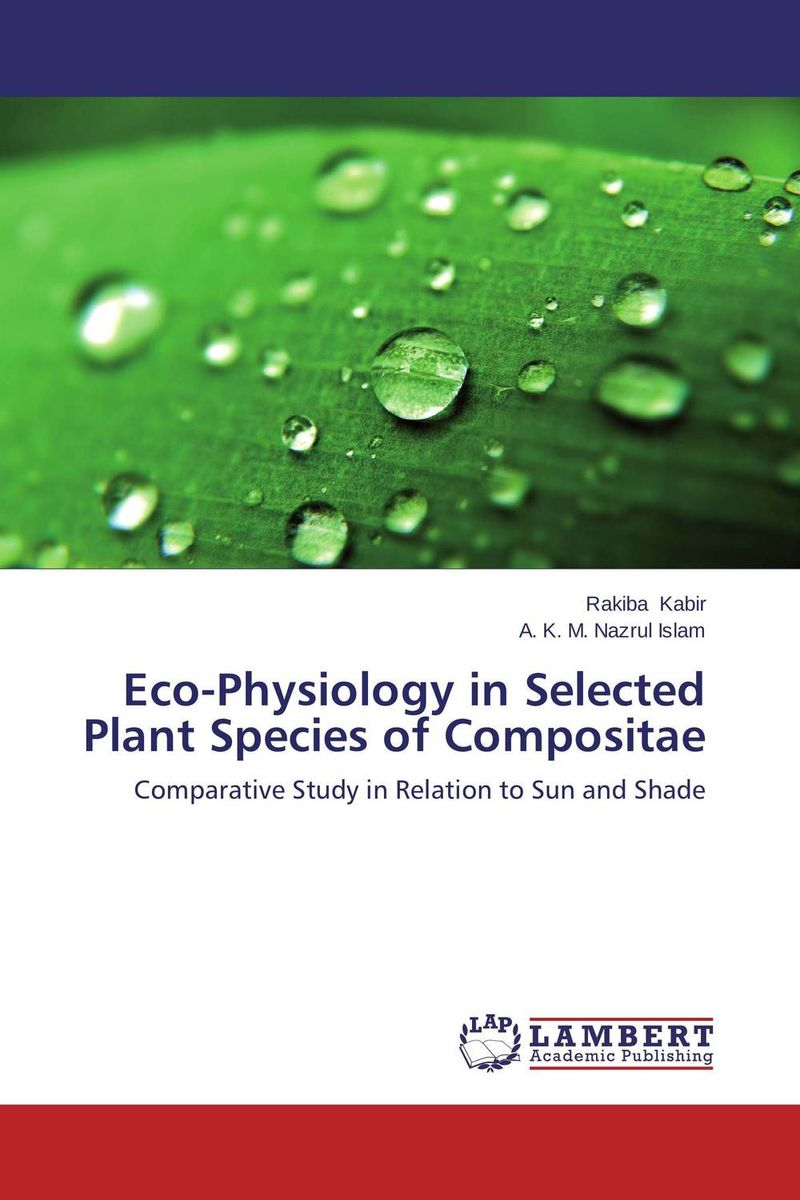 Eco-Physiology in Selected Plant Species of Compositae ornamental plant production in recycled water