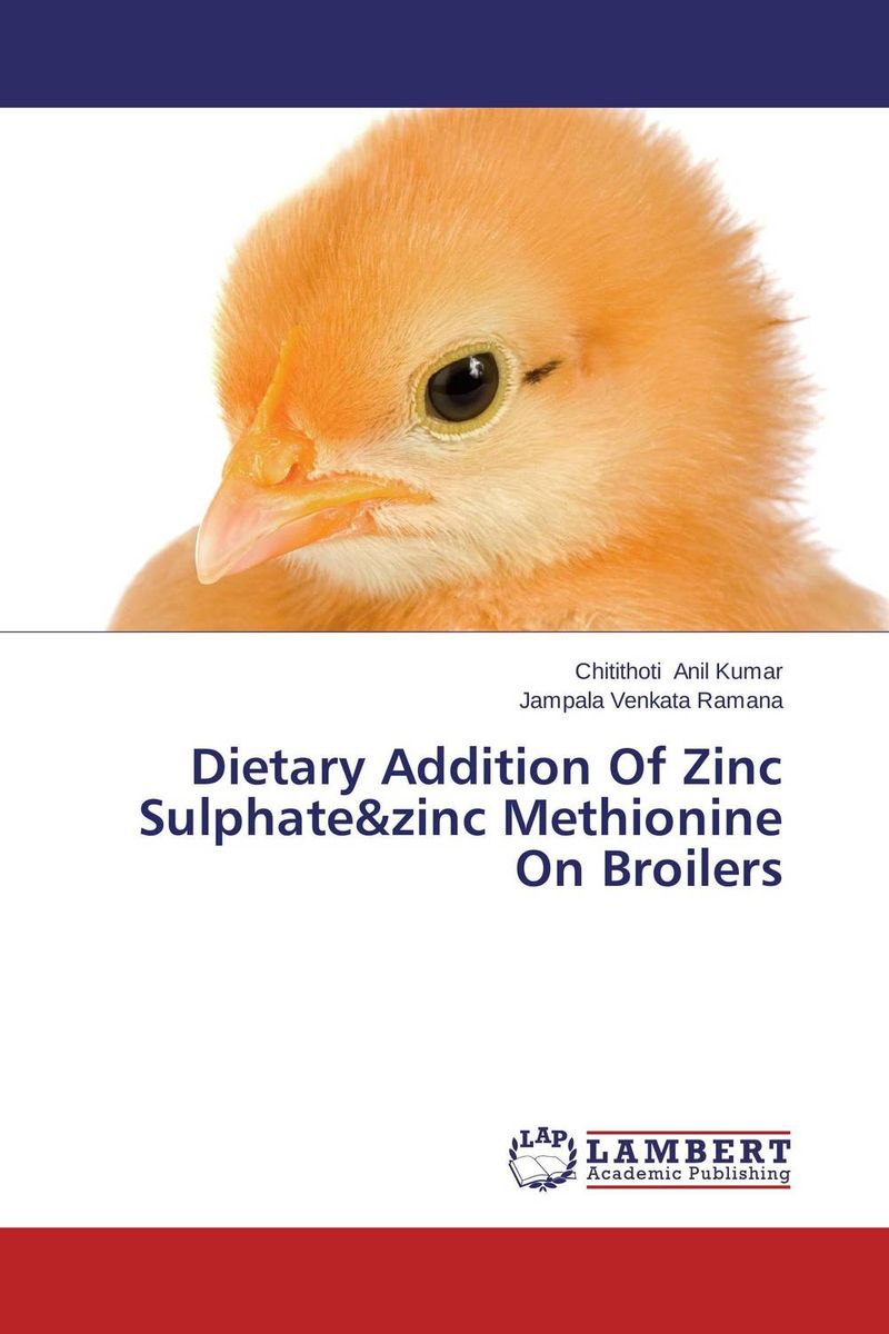 Dietary Addition Of Zinc Sulphate&zinc Methionine On Broilers 1kg l methionine food grade 99% l methionine