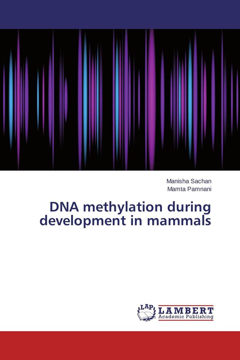 DNA methylation during development in mammals solitons in dna and biological implications